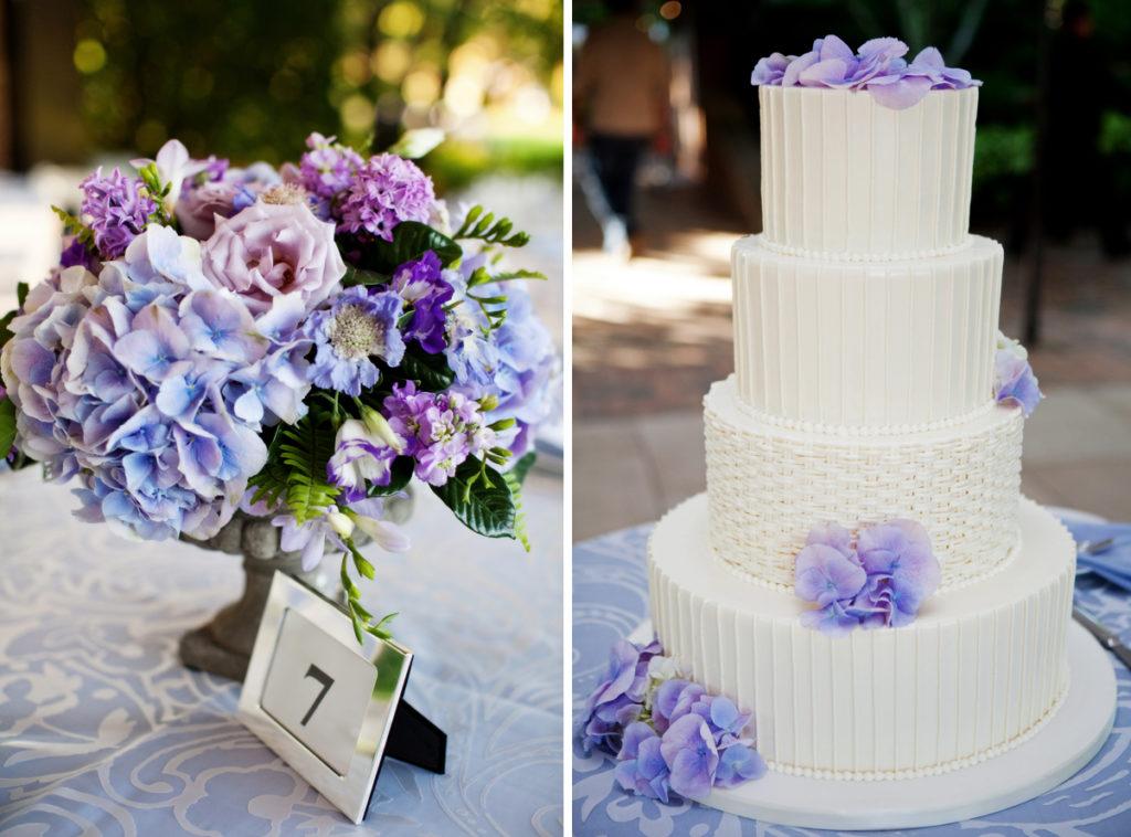 blue_purple_hydrangea_wedding_centerpiece