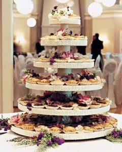 mini pies for wedding